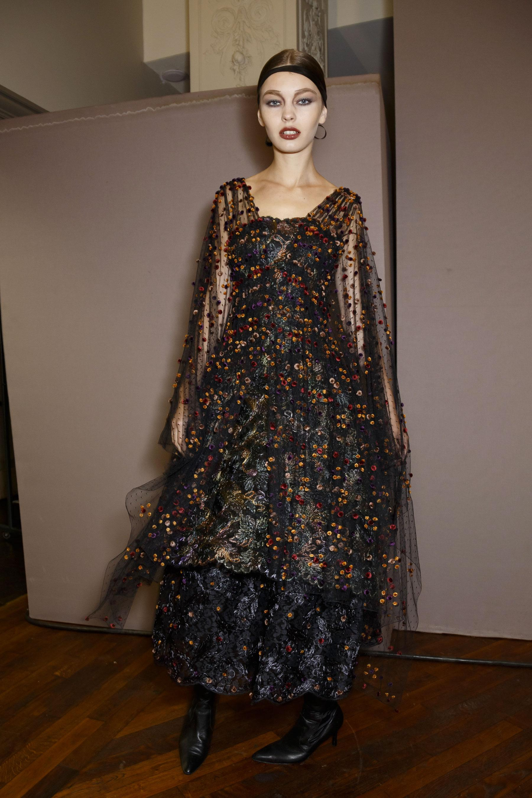 D fil franck sorbier automne hiver 2014 2015 couture for 1900 haute couture