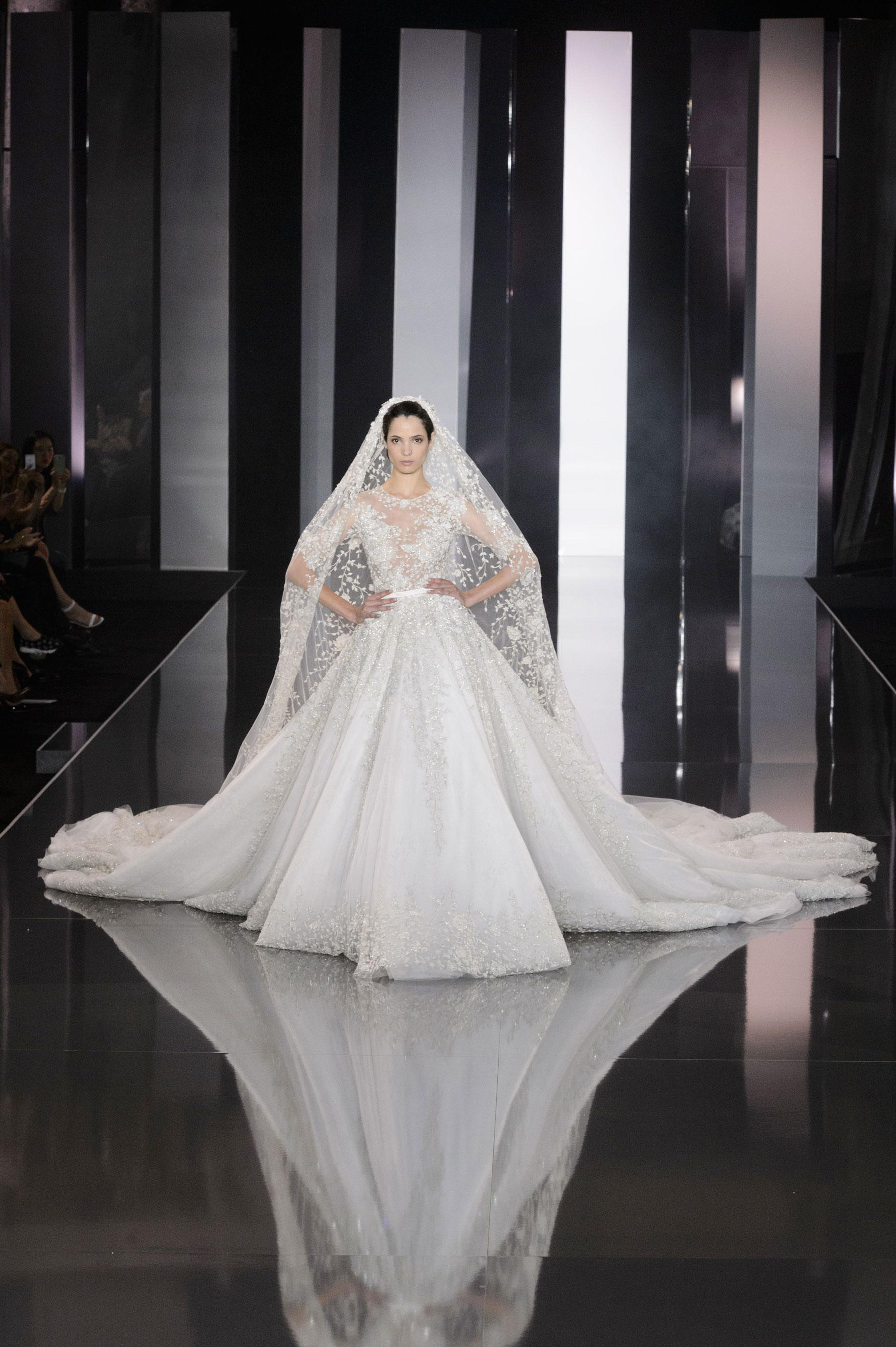 D fil ralph russo automne hiver 2014 2015 couture for 1900 haute couture