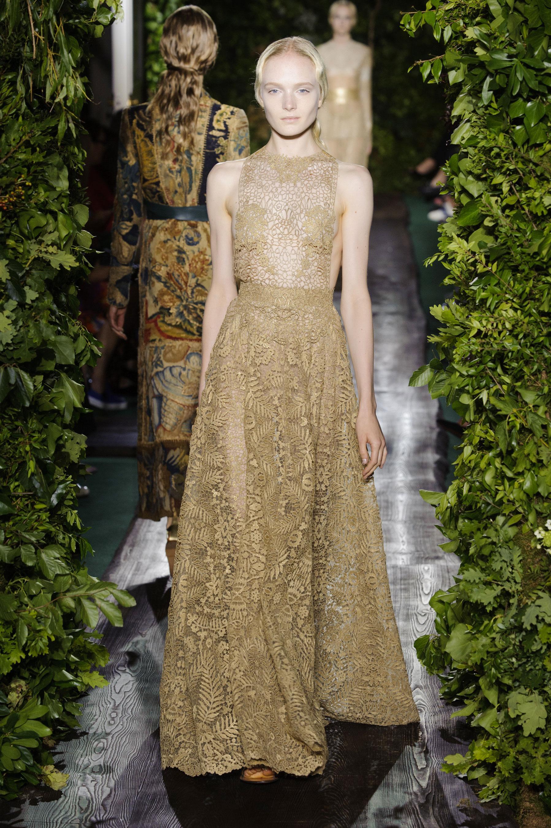 D fil valentino automne hiver 2014 2015 couture madame for 1900 haute couture