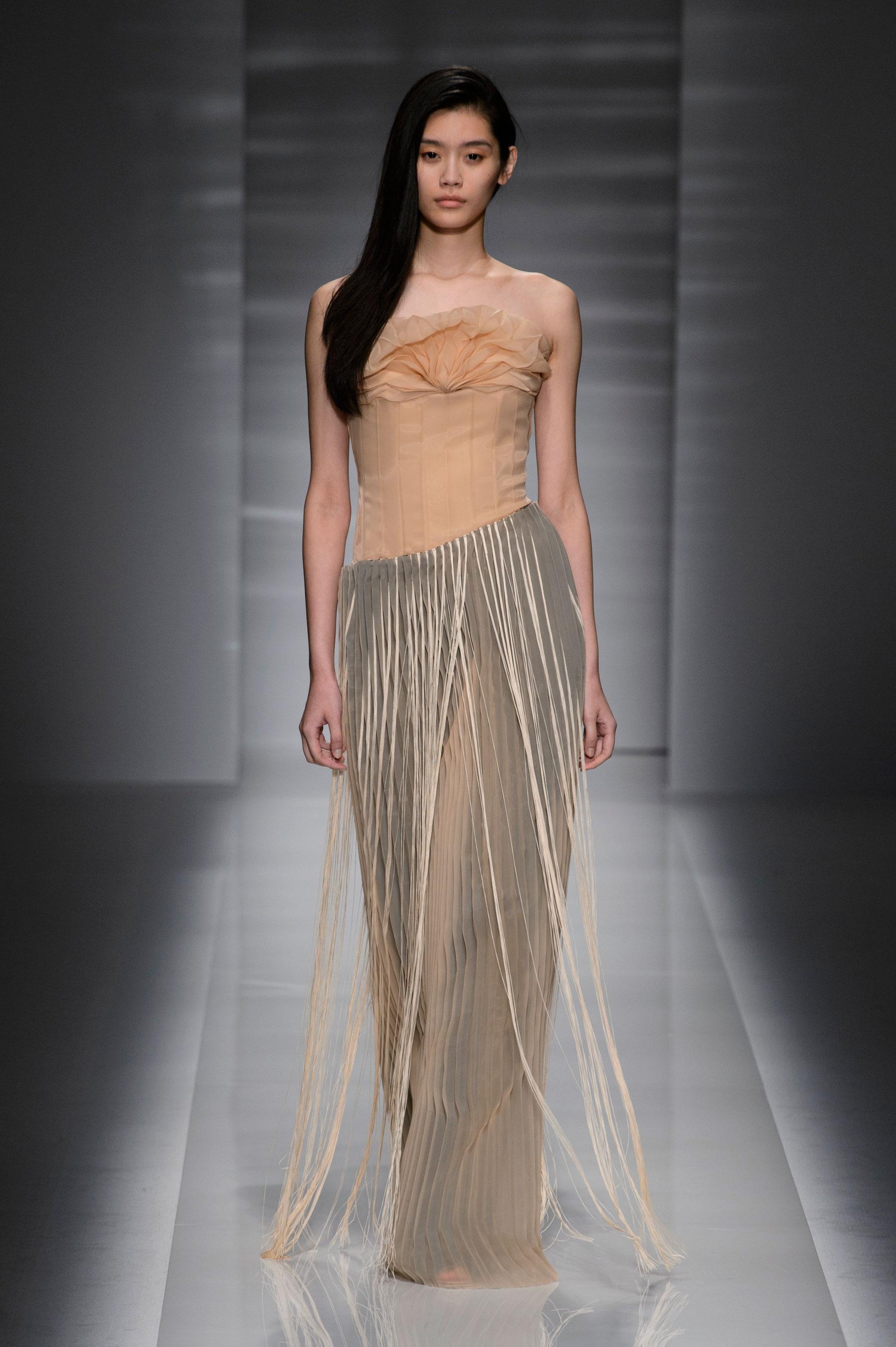 Defile haute couture for 1900 haute couture