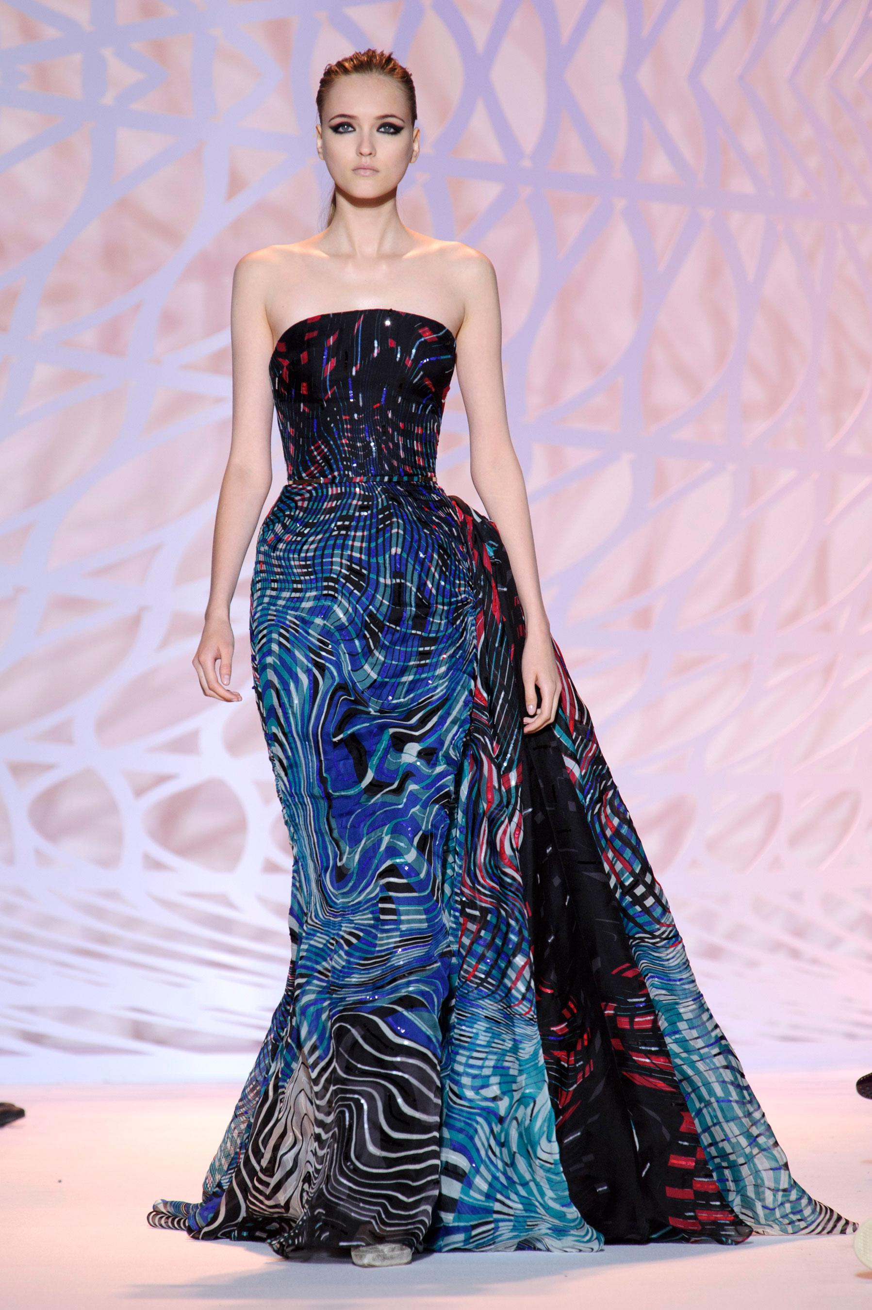 D fil zuhair murad automne hiver 2014 2015 couture for 1900 haute couture