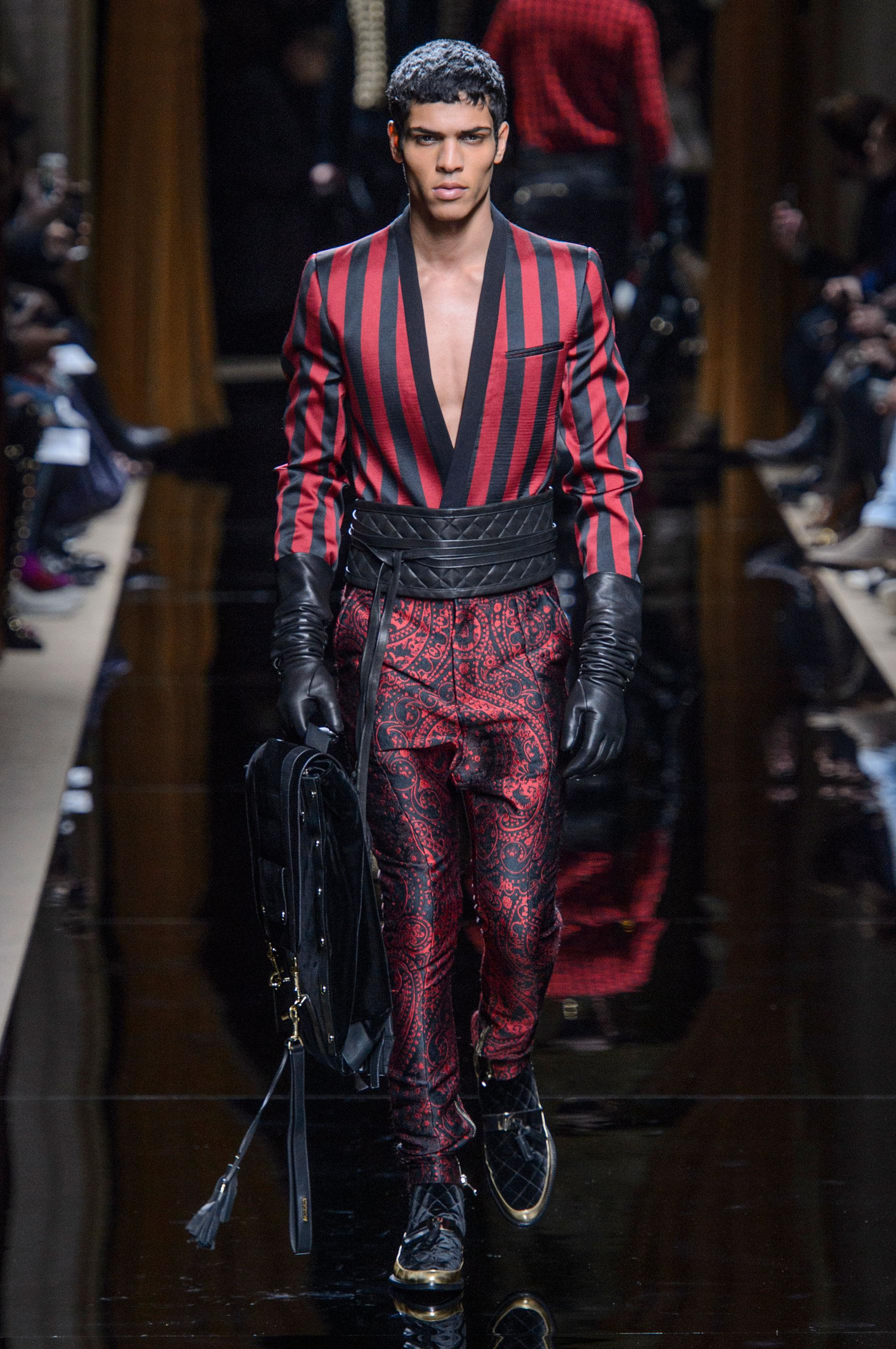 Mode Couture Homme 2017