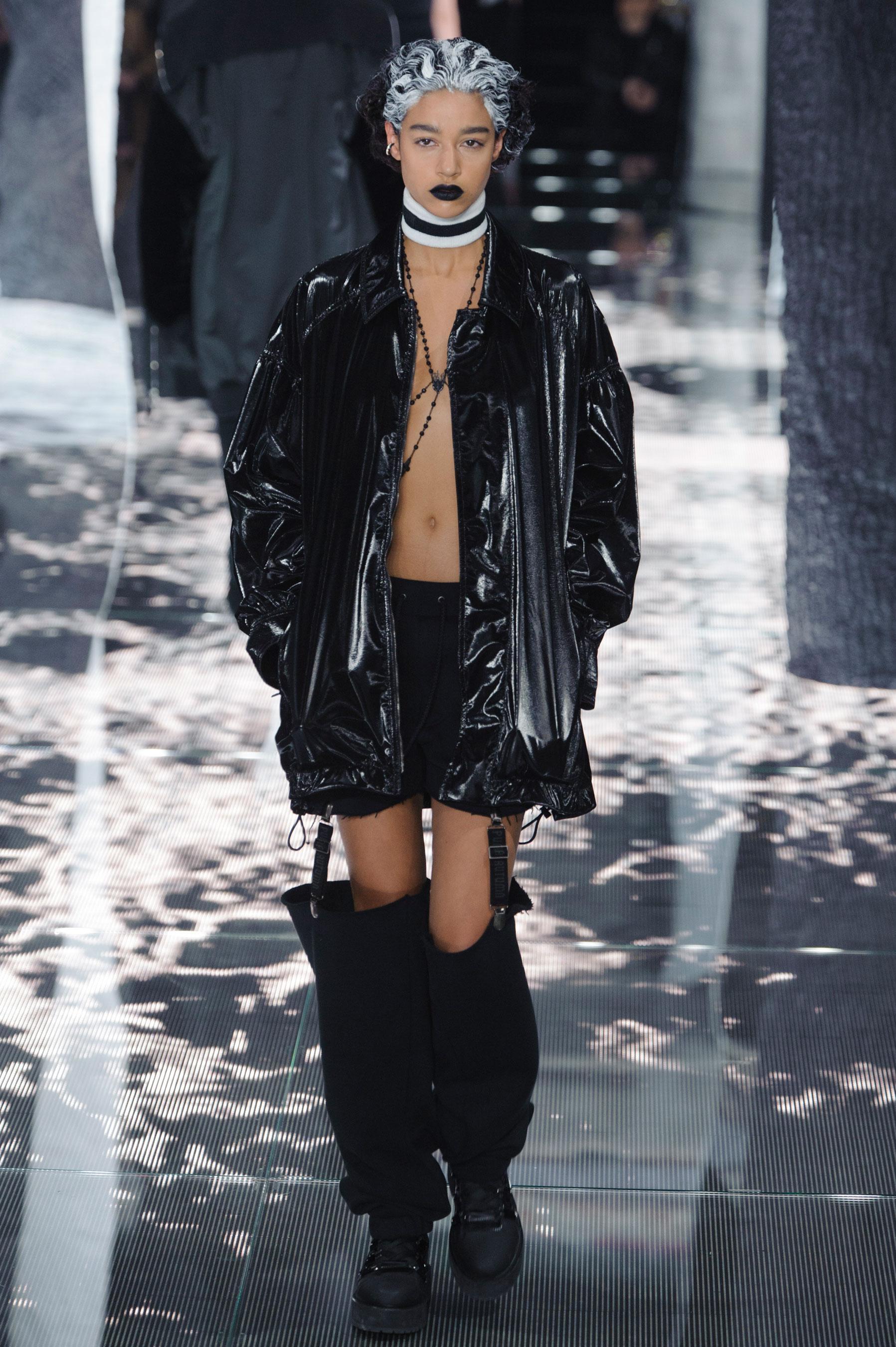 Puma Rihanna Noir Porter