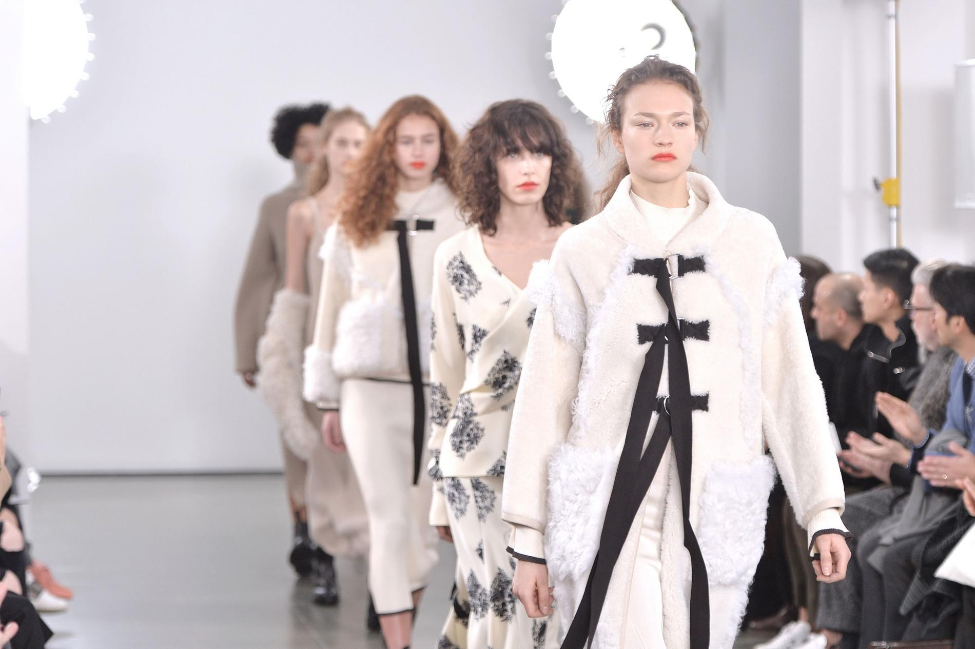 London Fashion Week - Pringle of Scotland
