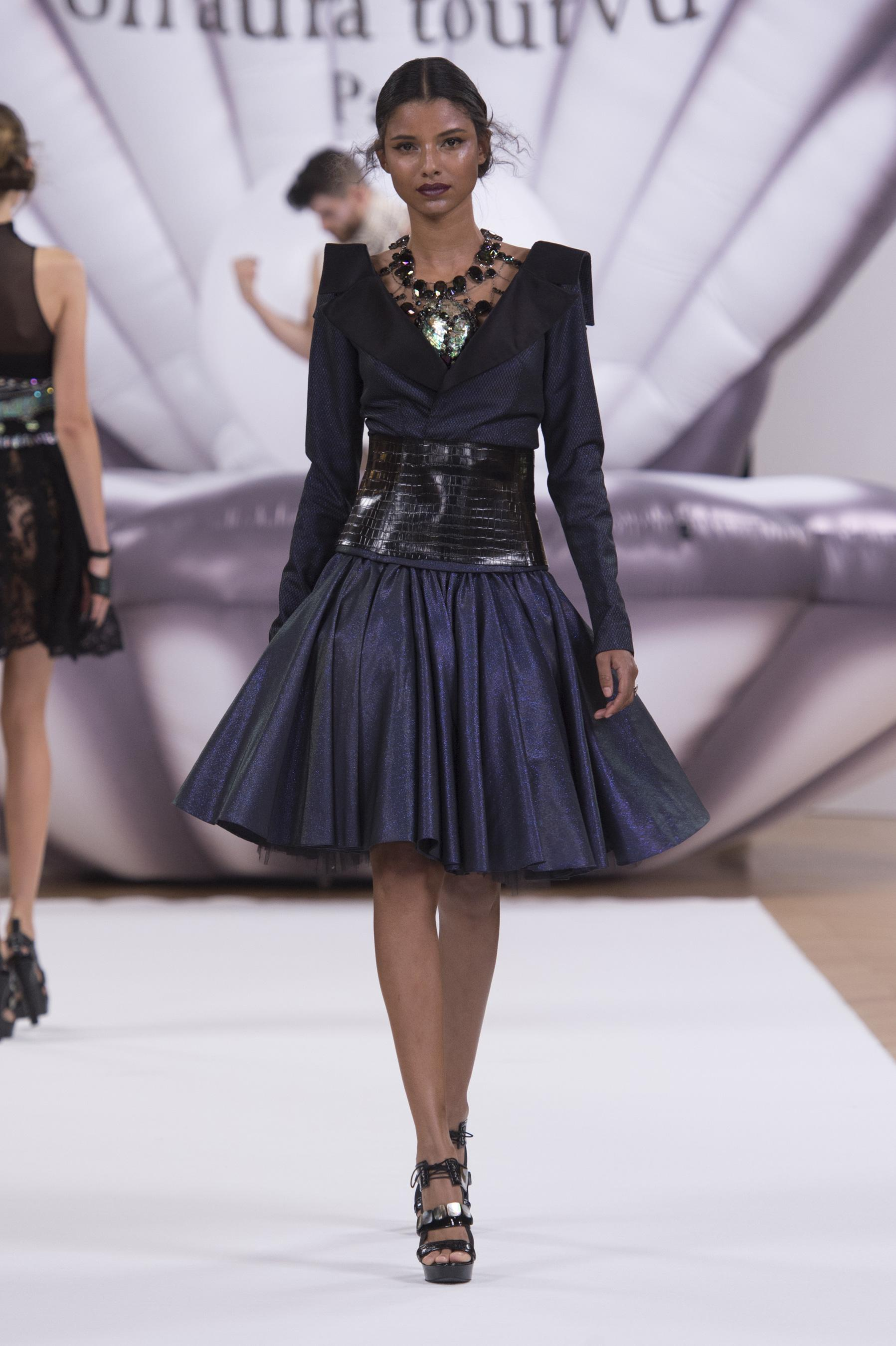 D fil on aura tout vu printemps t 2017 couture madame figaro - Idee look printemps 2017 ...