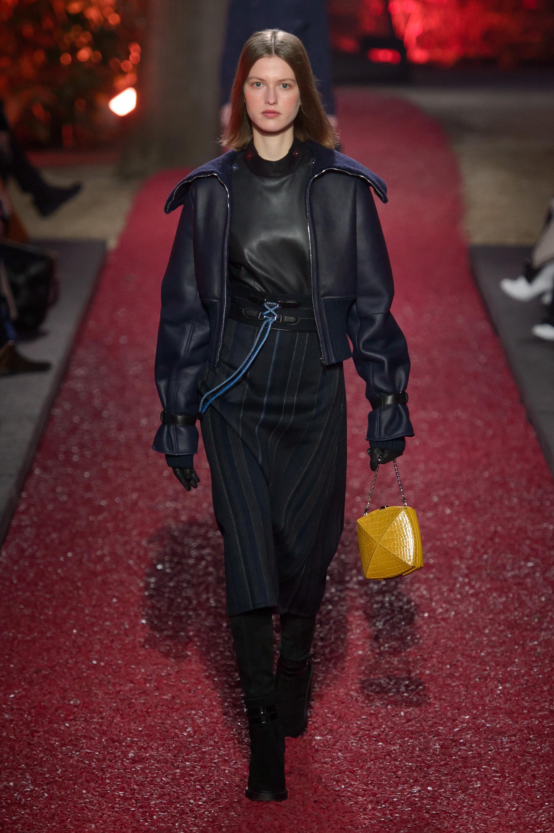 Porter Défilé Automne À 2018 Madame Figaro Hermès Hiver 2019 Prêt q4pPq