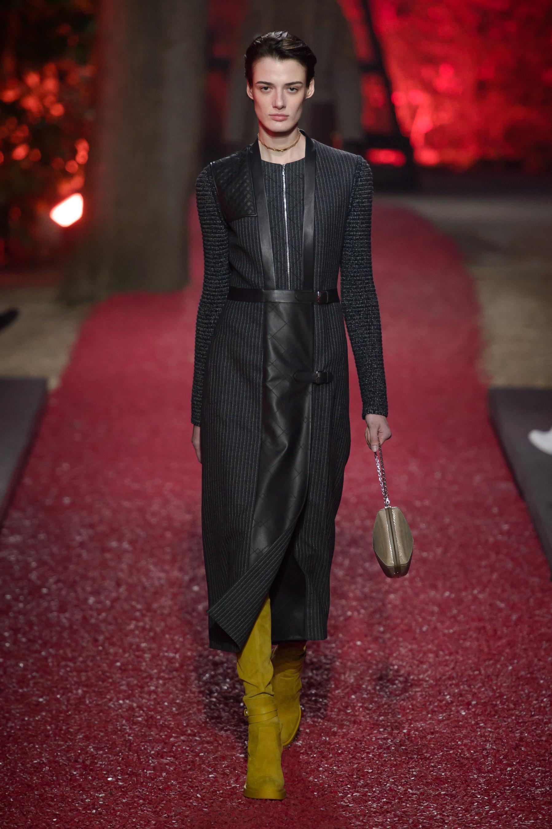70cb7be2ae64 Défilé Hermès automne-hiver 2018-2019 Prêt-à-porter - Madame Figaro