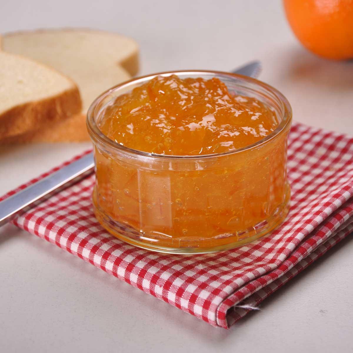 Recette confiture d 39 oranges am res cuisine madame figaro - Marmelade d orange amere ...