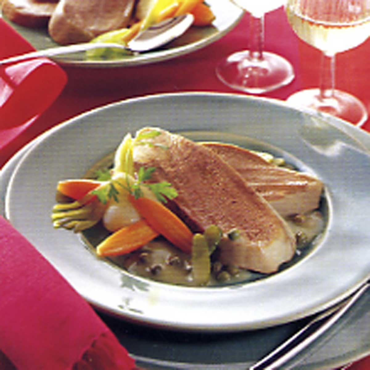 Recette langue de b uf brais e la bourgeoise cuisine for Cuisine bourgeoise