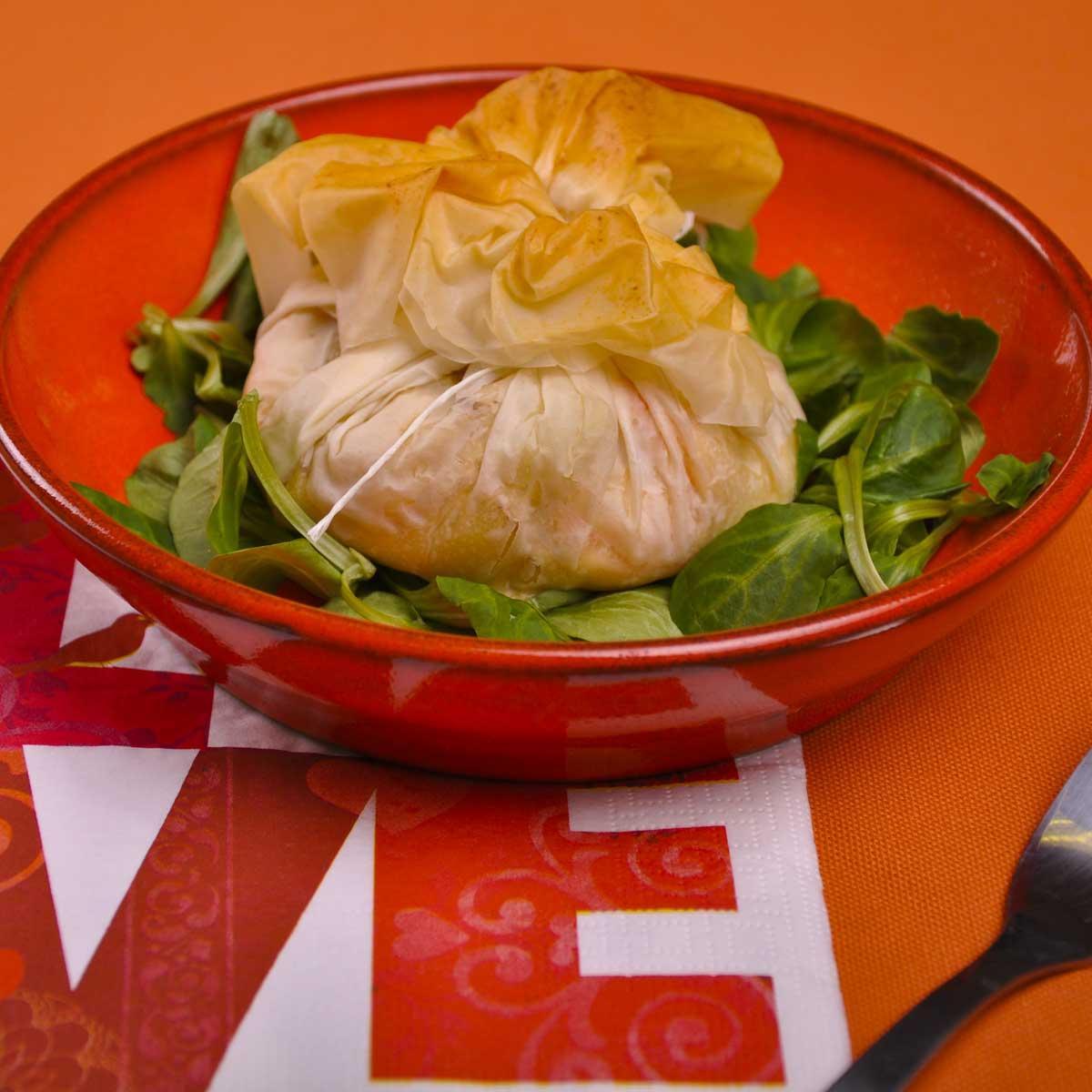 Recette aumoni res aux noix de saint jacques cuisine - Cuisine noix de saint jacques ...