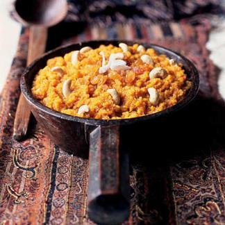 Halwa une recette indien cuisine madame figaro - Cuisine traditionnelle russe ...