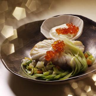 Lotte ufs de saumon sauce la vodka une recette - Cuisine traditionnelle russe ...