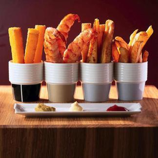 recette fish frites en tapas cuisine madame figaro. Black Bedroom Furniture Sets. Home Design Ideas