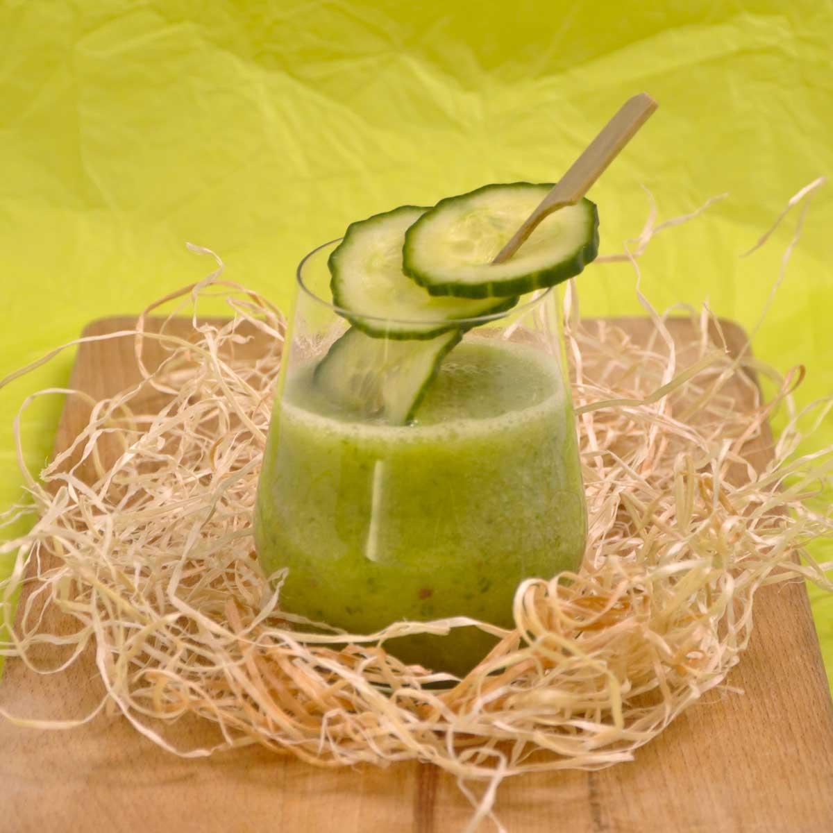 recette smoothie green detox cuisine madame figaro. Black Bedroom Furniture Sets. Home Design Ideas