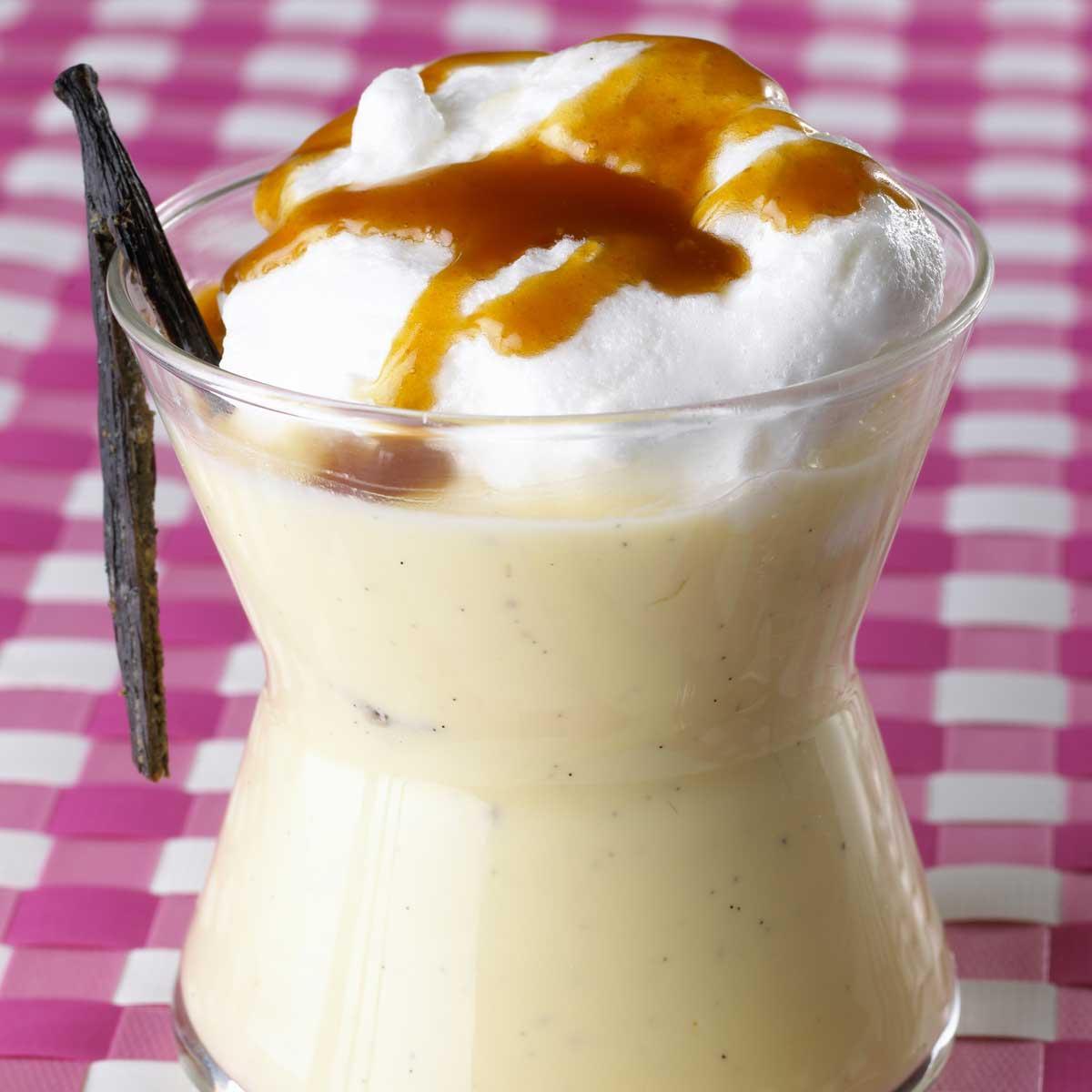 recette œuf 224 la neige cr 232 me anglaise et caramel au beurre