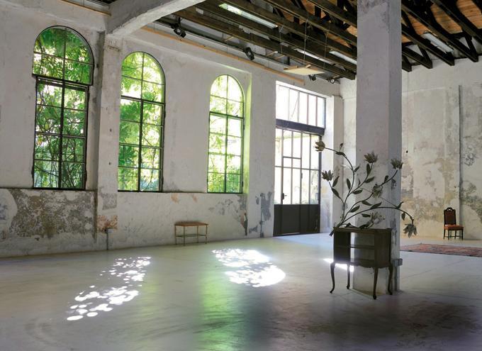 La maison atelier d 39 antonio marras le figaro madame for Atelier de la maison