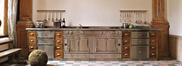 Ma d co cuisines vivre madame figaro for Deco cuisine 1900