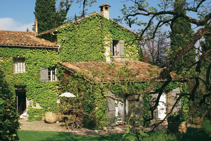 Maisons d h tes en provence madame figaro for Maison hote provence