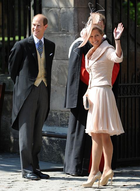 Le mariage presque royal de Zara Phillips , Diaporama photo