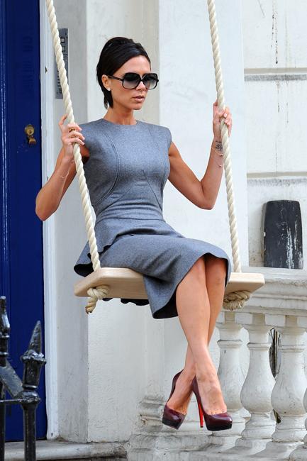 Le style selon Victoria Beckham