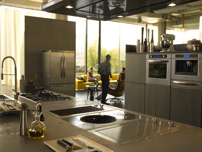 la cuisine du futur au menu le figaro madame. Black Bedroom Furniture Sets. Home Design Ideas