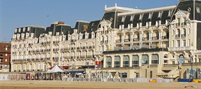 Cabourg un palace l infini tif madame figaro for Hotel piscine cabourg