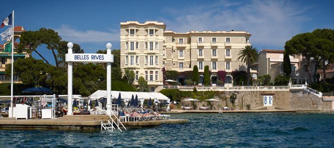 Hotel Antibes Juan Les Pins Luxe