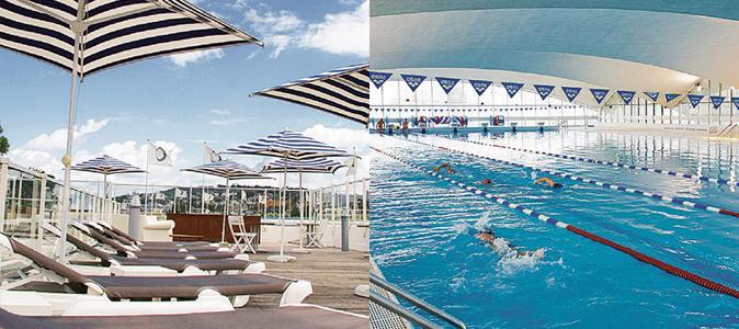 Centre thalasso deauville piscine for Piscine deauville spa