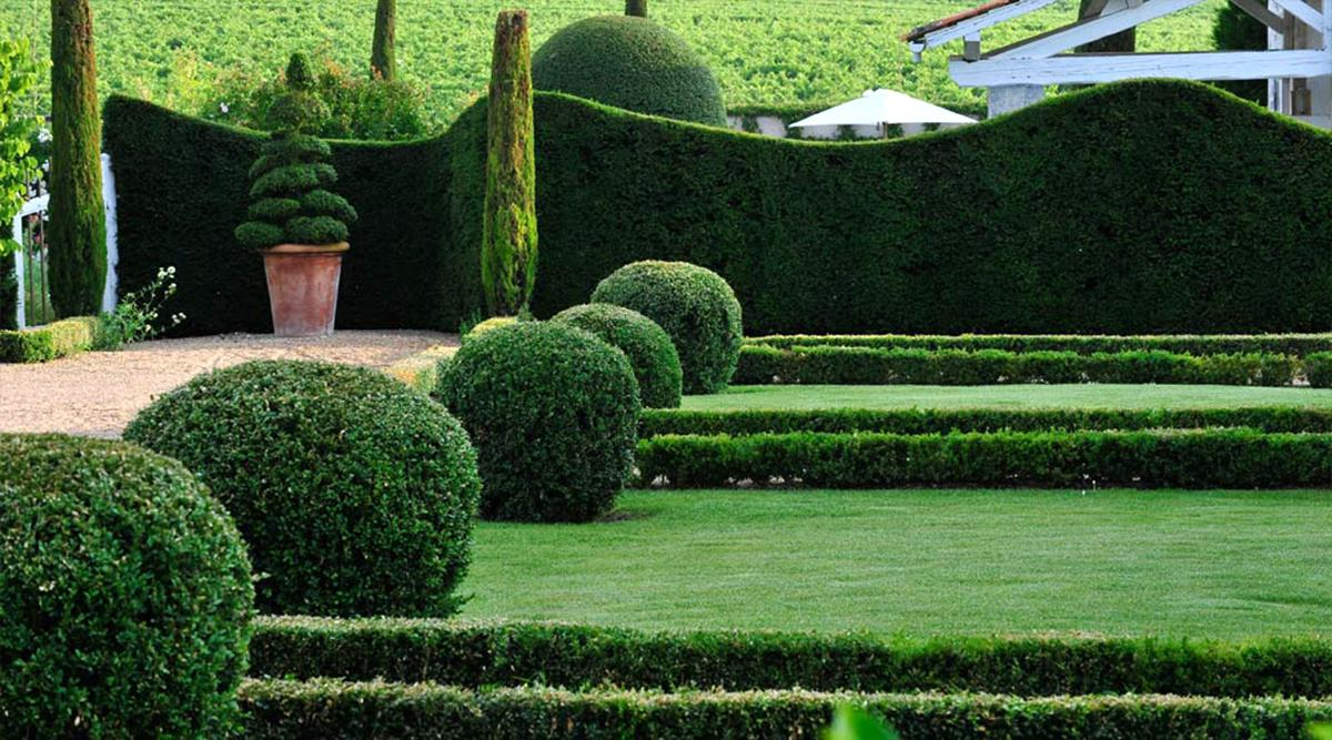 Garden party madame figaro for Circuit jardins anglais