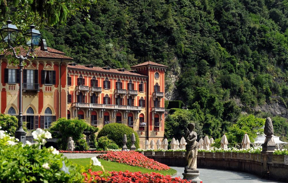 La Lgendaire Villa DEste  Madame Figaro