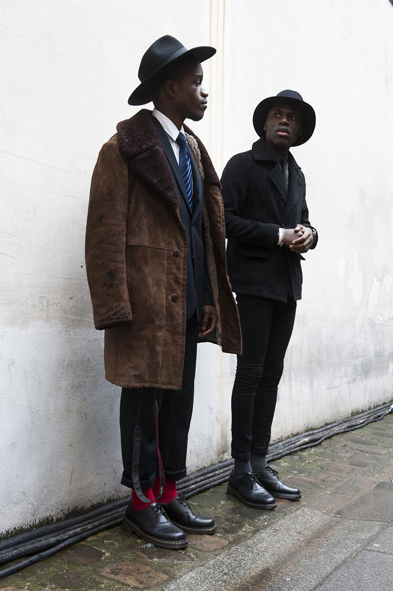 Les Boys Des Fashions Weeks Madame Figaro