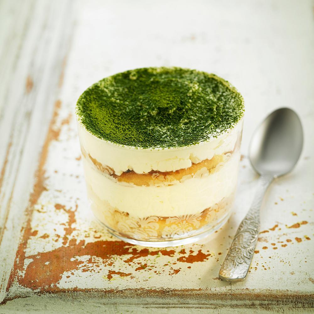 Recette tiramisu au th vert cuisine madame figaro for Photos de tiramisu