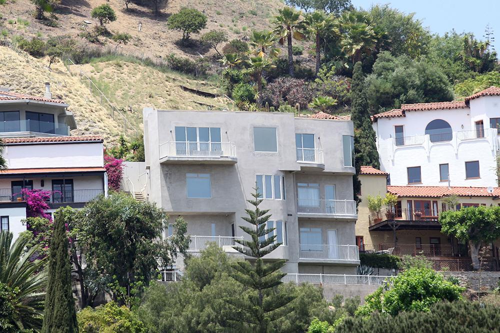 Visite guid e des maisons de stars les plus extravagantes for Los angeles maison de star