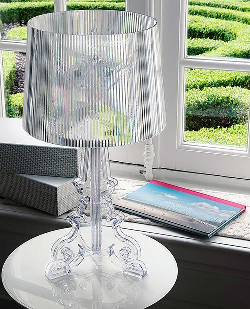 offre sp ciale la lampe bourgie de kartell madame figaro. Black Bedroom Furniture Sets. Home Design Ideas