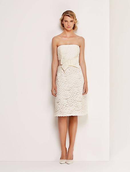 Vingt robes de mariée pour la mairie - Madame Figaro