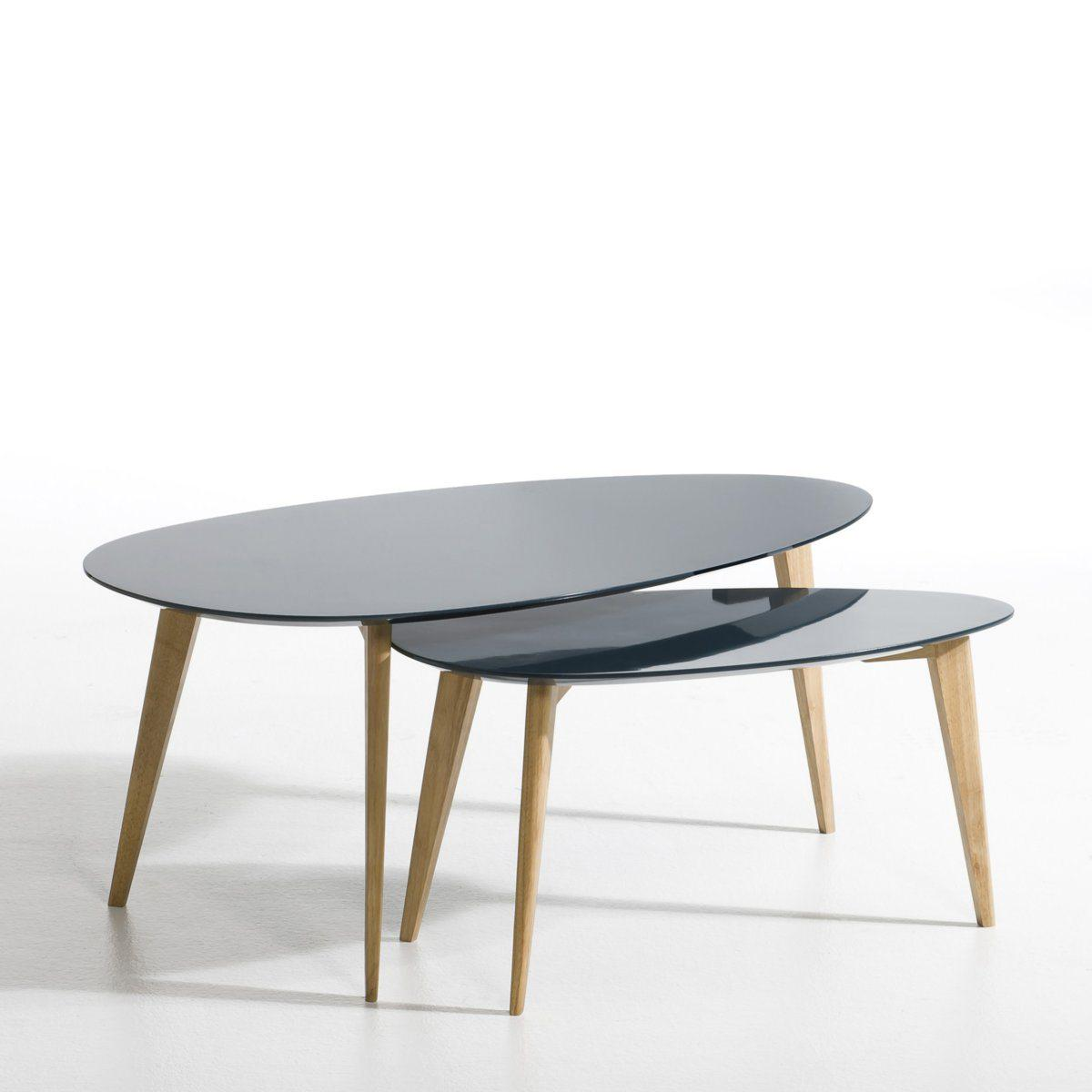 D co le design scandinave madame figaro for Table de salon gigogne