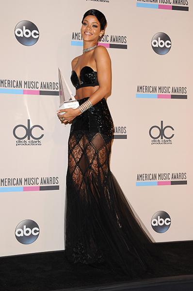 Rihanna L Ic 244 Ne Fashion Du Cfda Madame Figaro