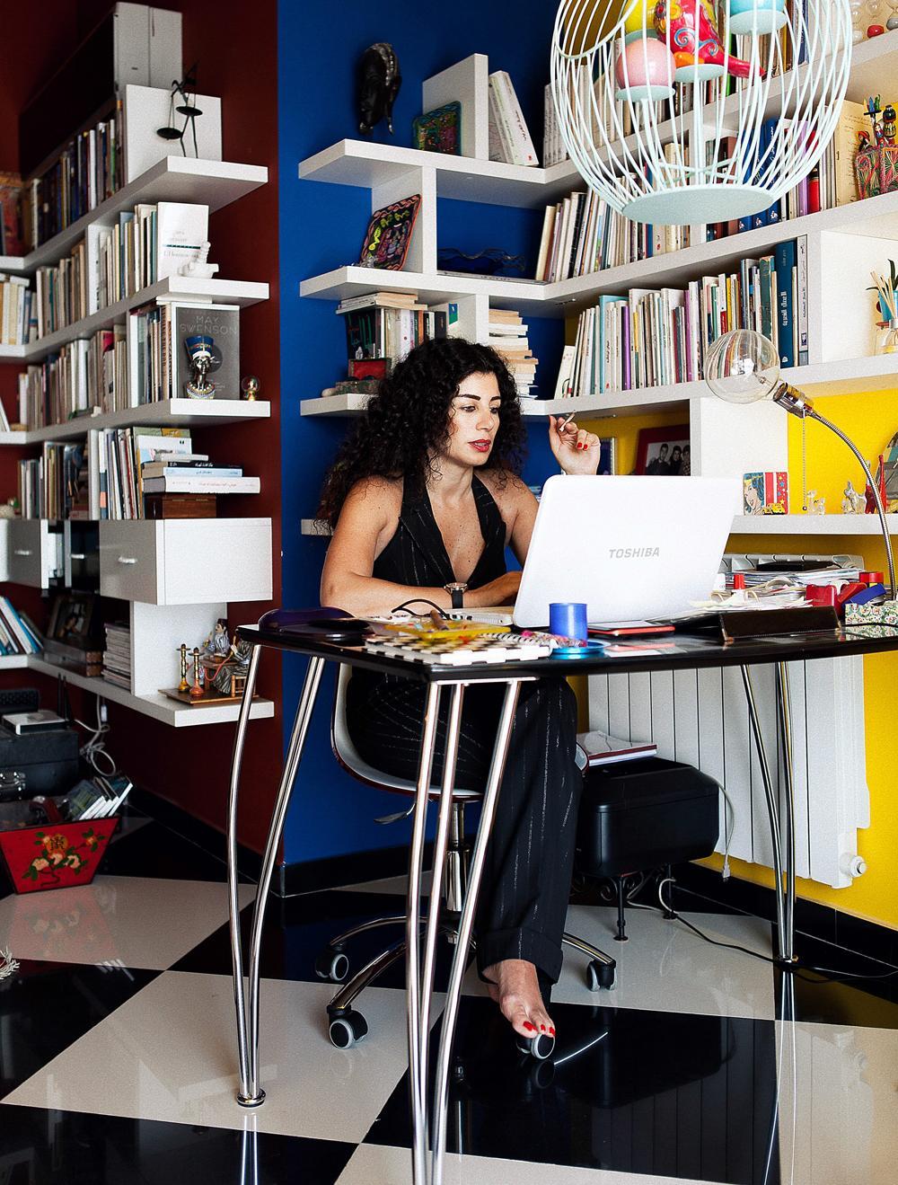 joumana haddad au liban non au tabou du sexe madame figaro. Black Bedroom Furniture Sets. Home Design Ideas