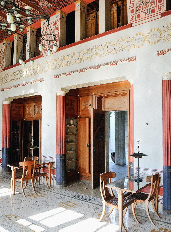Lagerfeld Villa
