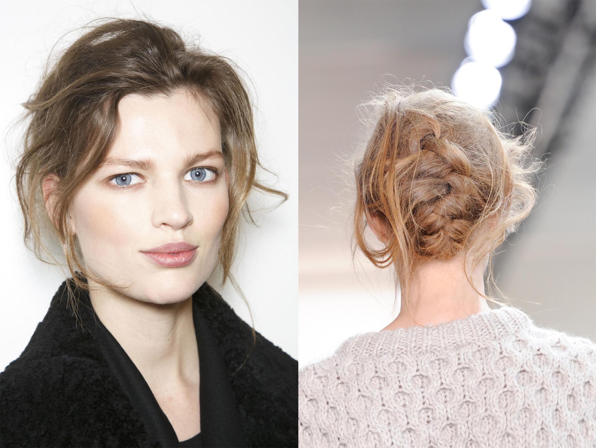 Les coiffures zéro effort, tendance de la rentrée - Madame Figaro