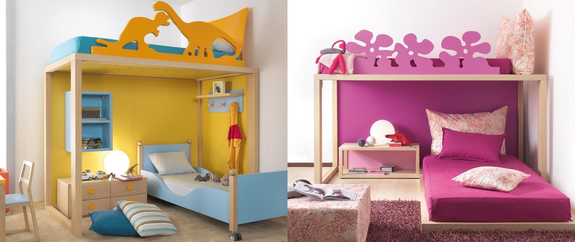 le - Saparer Une Chambre En Deux Pour Enfant