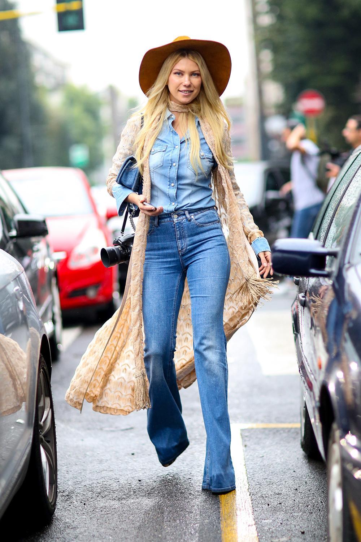 Fashion Week Street Style 224 Milan Madame Figaro