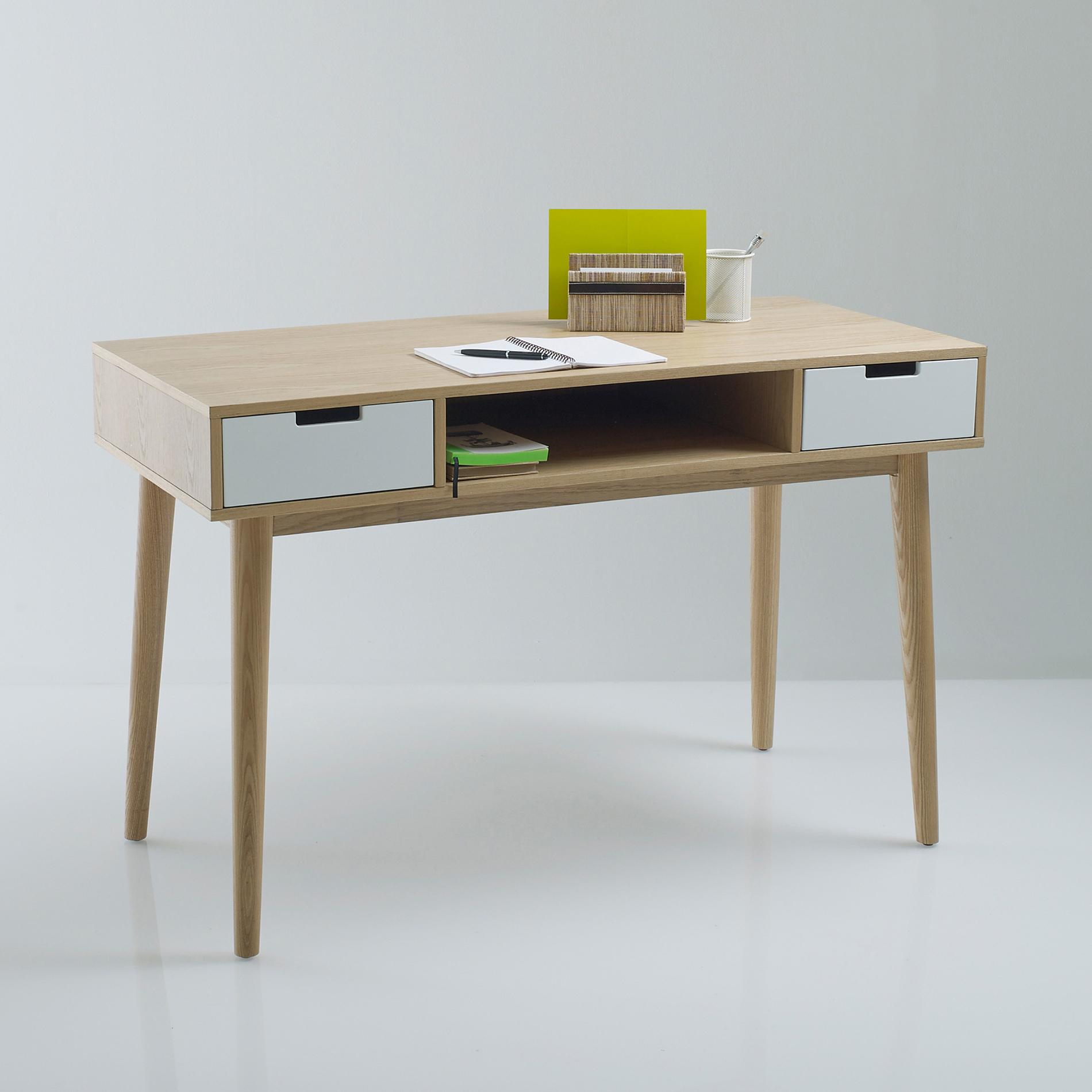 simple bureau ordinateur ikea home office faons damnager un joli coin bureau chez with coin. Black Bedroom Furniture Sets. Home Design Ideas