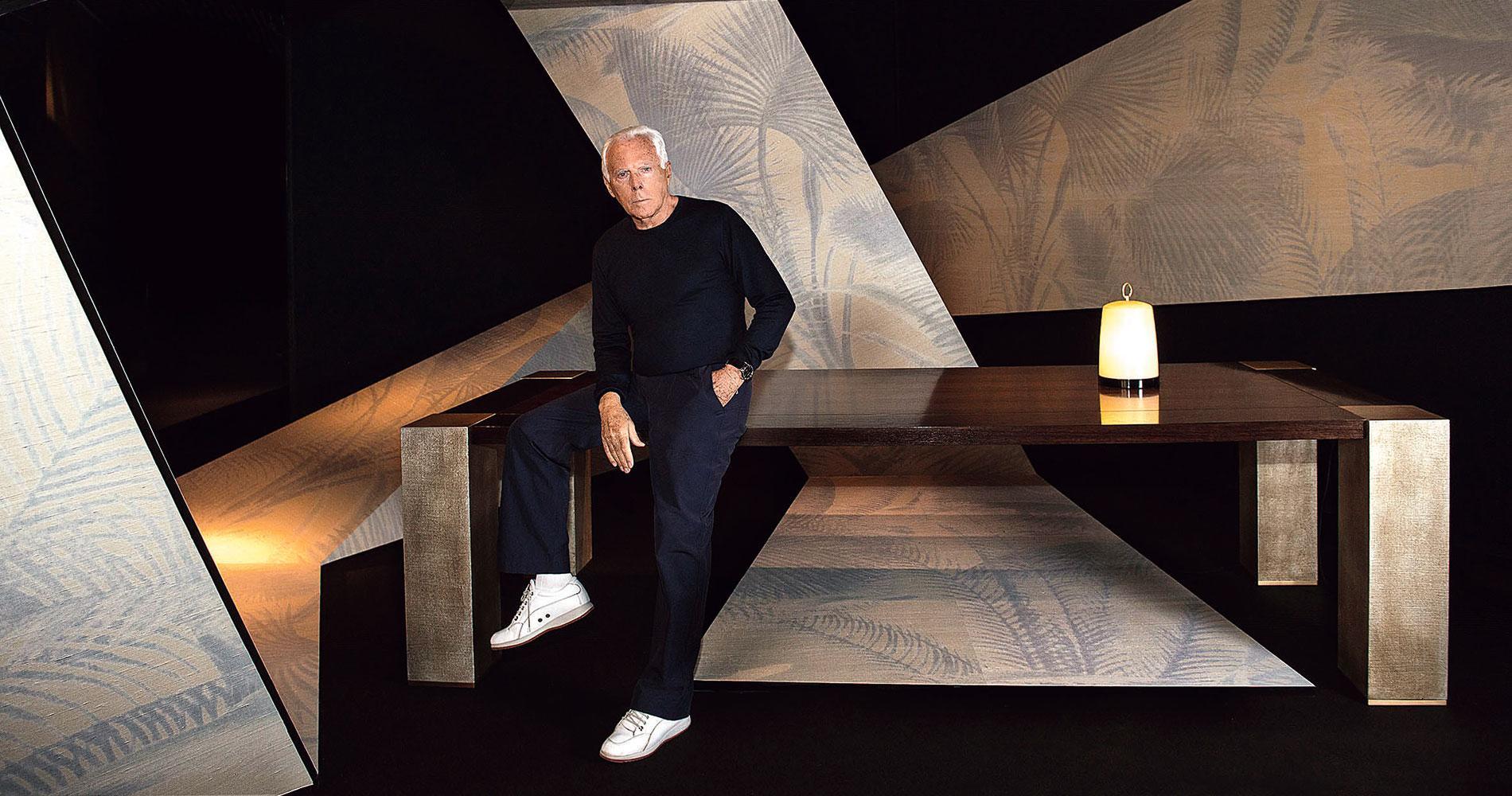 Inspirations crois es madame figaro for Giorgio aldo interior designs