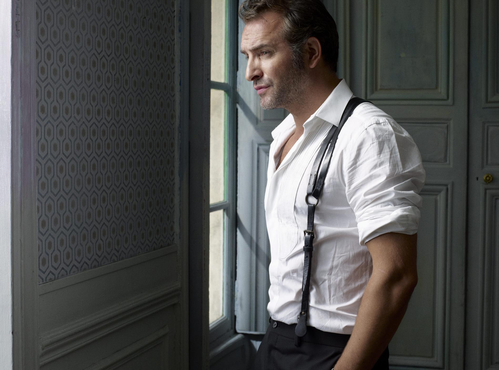 Jean dujardin je suis un gentil macho madame figaro for Dujardin fabrice