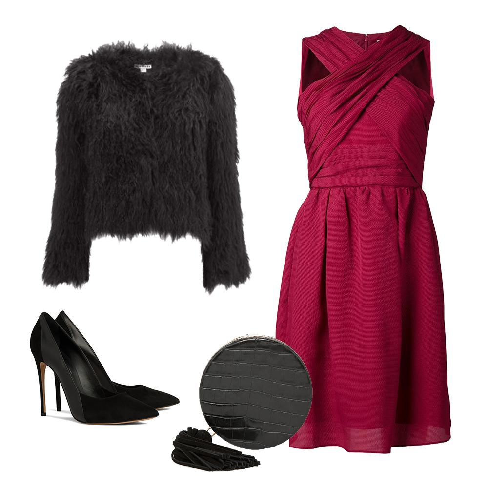 dix tenues pour assister un mariage en hiver le figaro madame. Black Bedroom Furniture Sets. Home Design Ideas