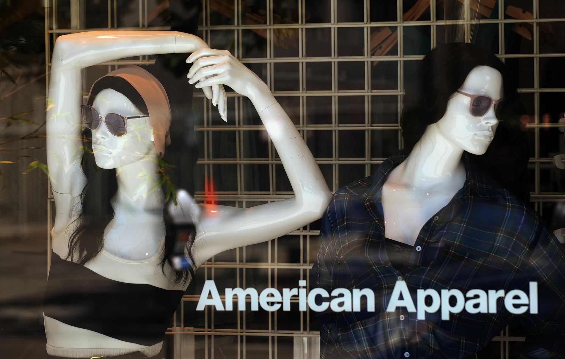 Une femme remplace le PDG d American Apparel c3046c806ea