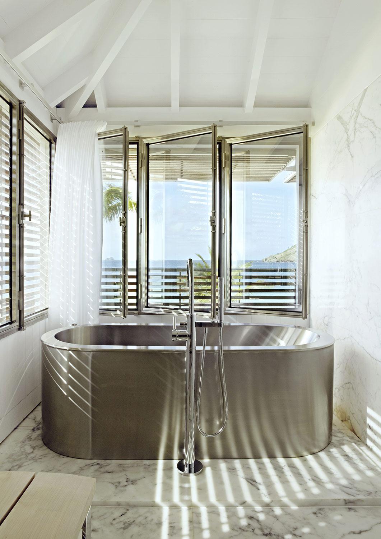 Inspiration déco\' : Une villa à Saint-Barthélemy - Madame Figaro