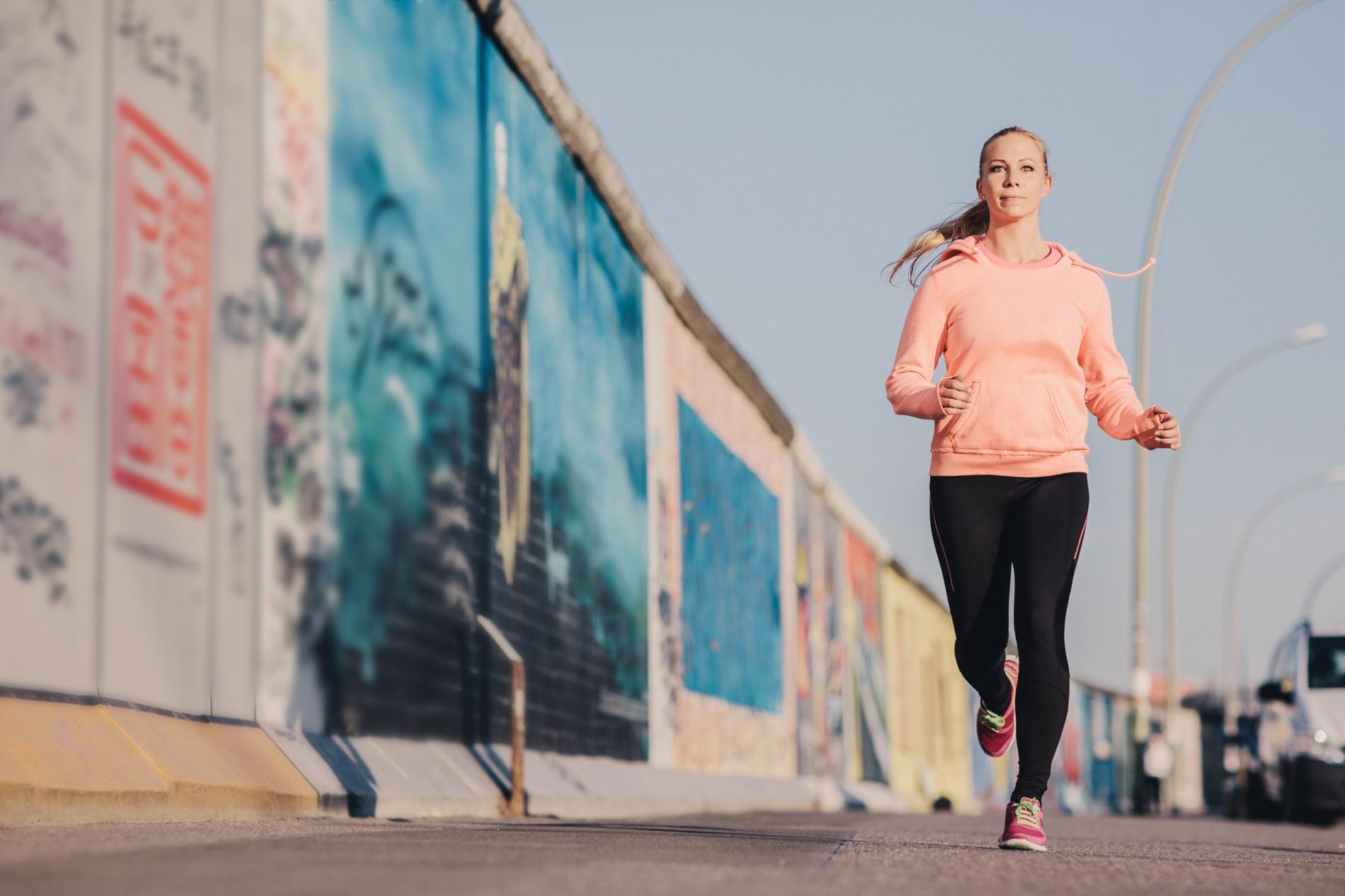 À quelle vitesse courir pour perdre du poids