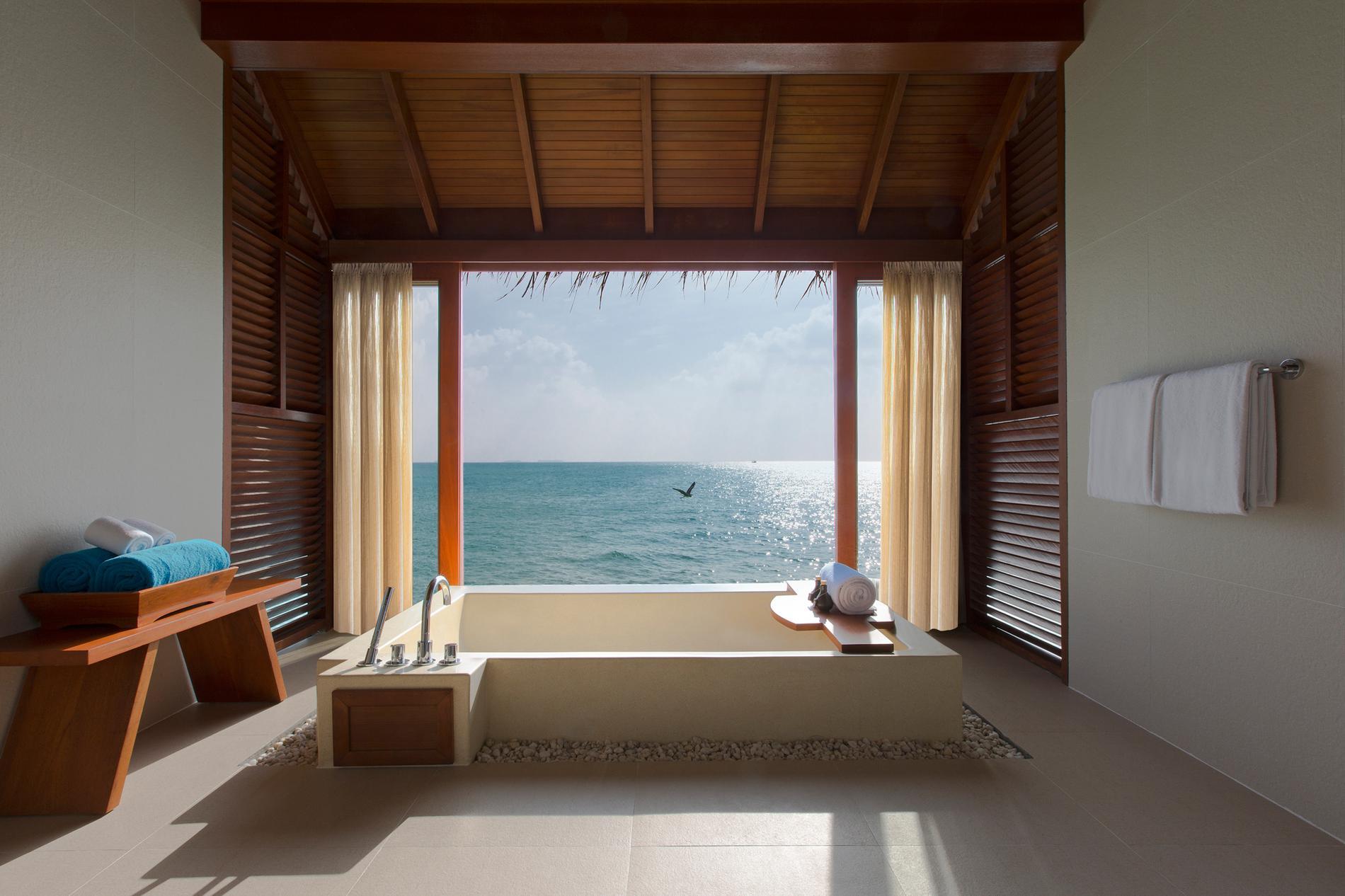 Hôtel Spa aux Maldives - Hôtel de luxe Kanuhura, maldivien séjour